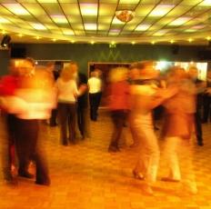 Tanzparty für Erwachsene